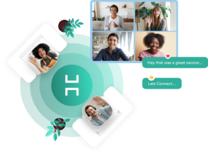 Hubilo | Leadgenerierung auf virtuellen Ständen