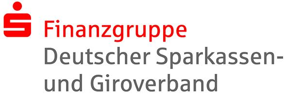 Logo Deutscher Sparkassen- und Giroverband   Referenz von Event-Tech-Partner