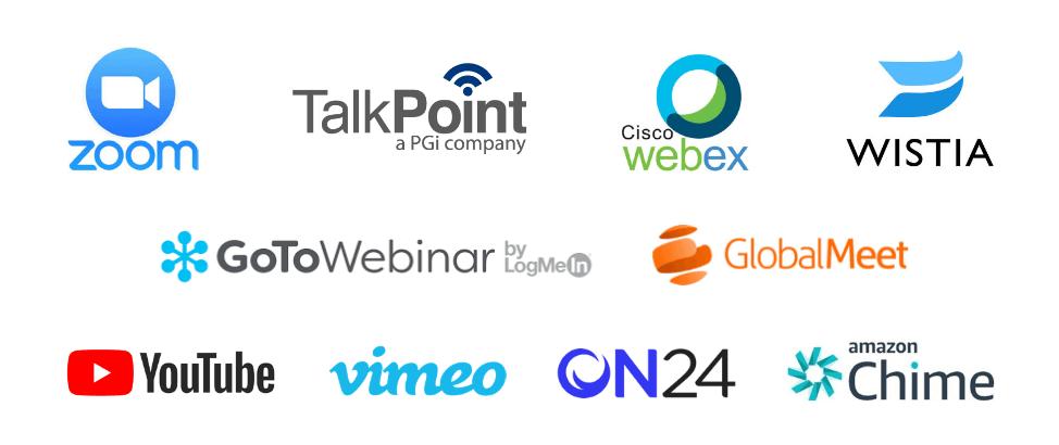 Videokonferenz-Lösungen