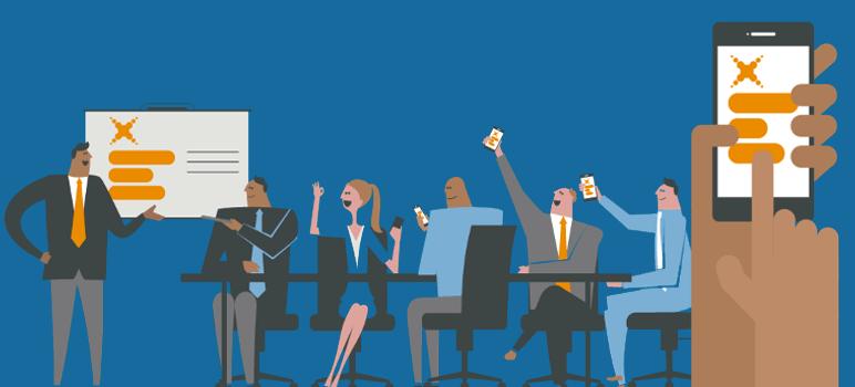 Event-Tech-Partner | Lösungen | Digitale Abstimmung bei Mitgliederversammlungen