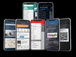Virtuelle Events organisieren_ Darstellung mehrerer Event-Apps